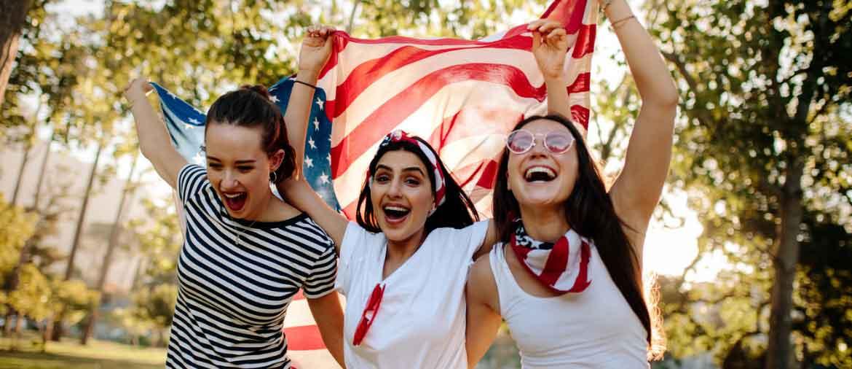 Soirée americiane thème american party