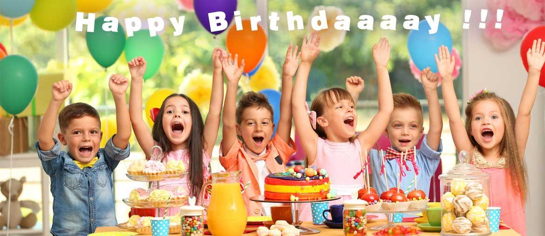 Anniversaire enfant, la décoration de table pour une fête d'anniversaire réussi