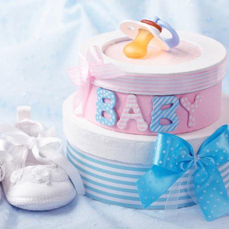 Optez pour une décoration élégante pour votre baby shower