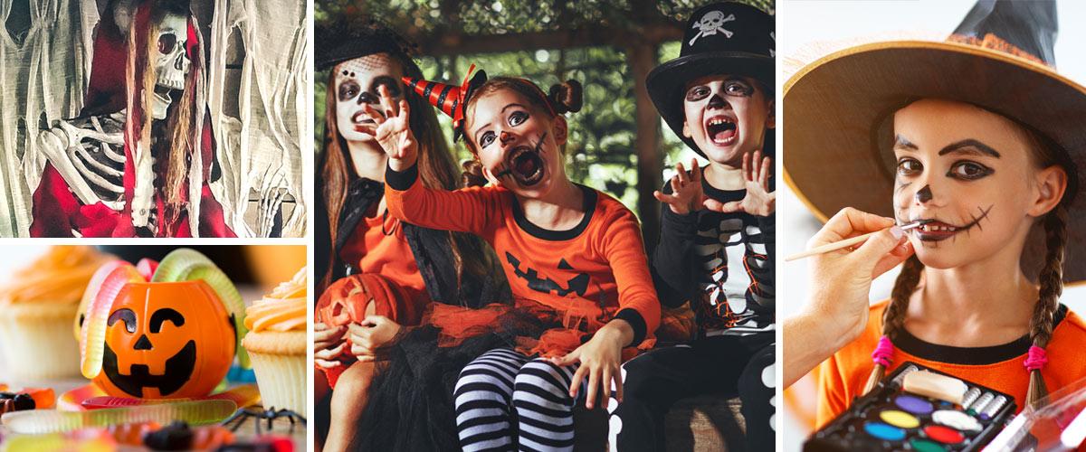 déguisement halloween pour enfant