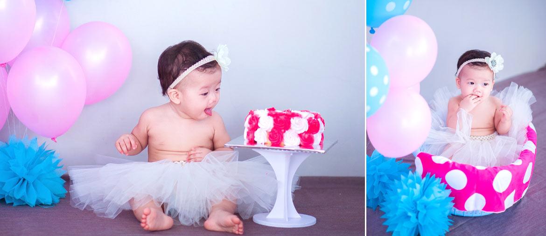 Décoration enfant pour anniversaire baptême