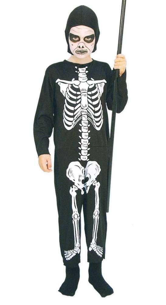déguisement enfant squelette halloween