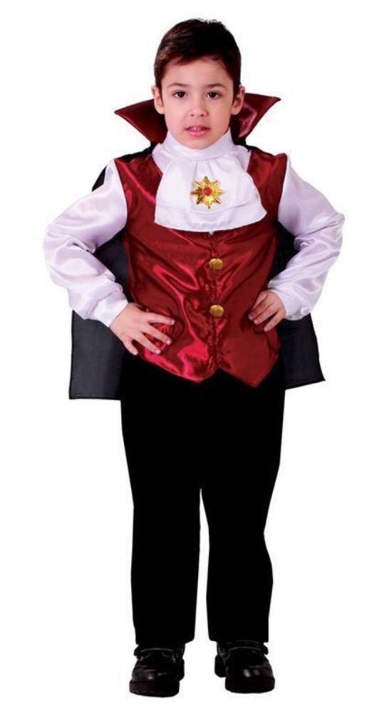 Halloween deguisement dracula garcon
