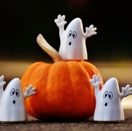 Mercredi 31 octobre la journée de la peur Halloween