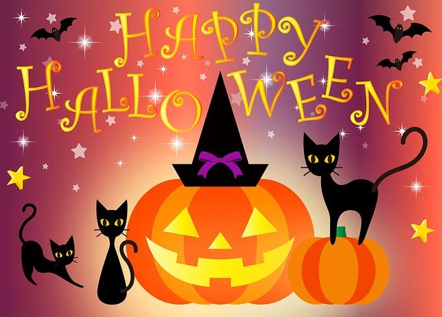 Happy Halloween avec Ideafete