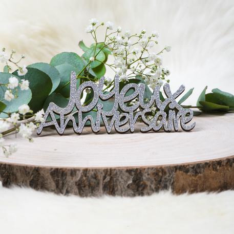 décoration joyeux anniversaire tendance