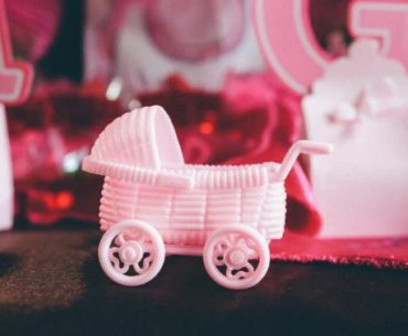 comment organiser une baby shower party