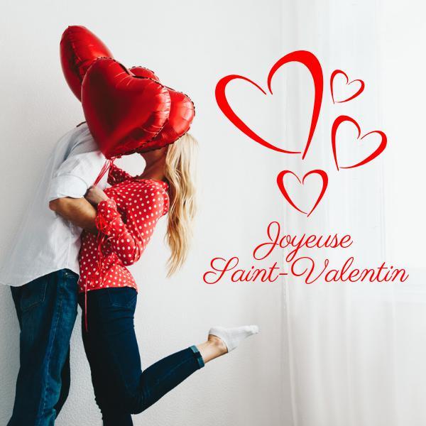 joyeuse saint valentin cadeau