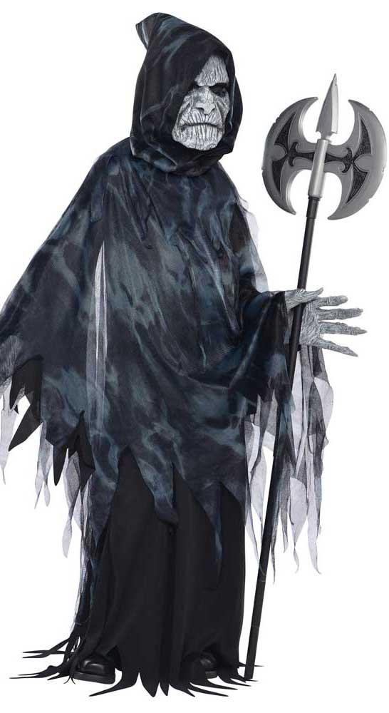 costume monstre ela mort garçon