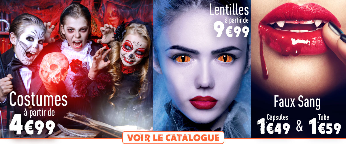 catalogue halloween