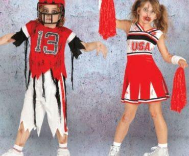 Déguisement football Américain Halloween