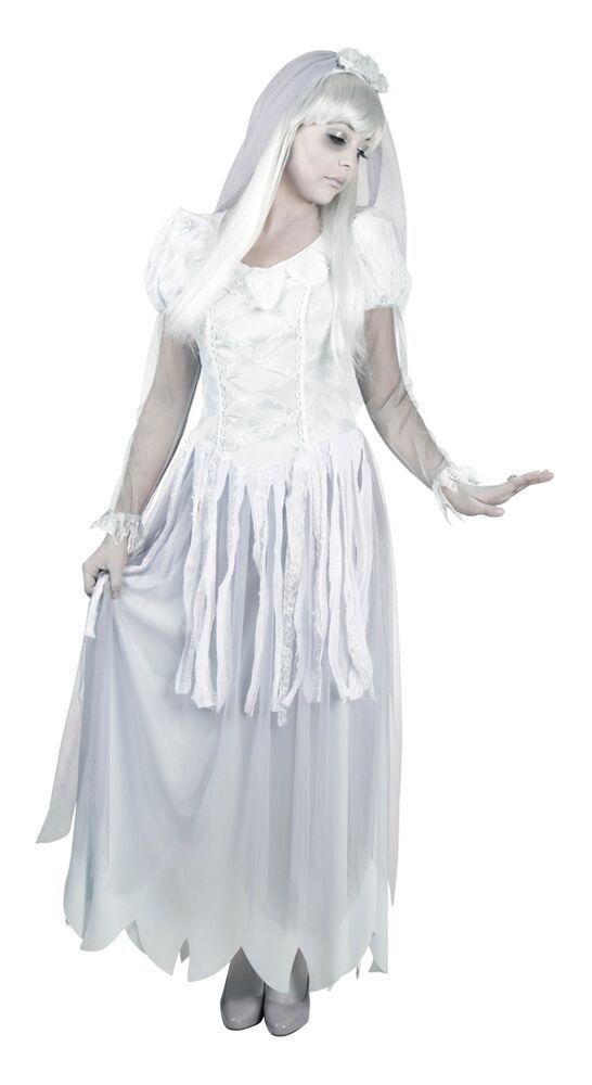 costume femme mariée halloween zombie