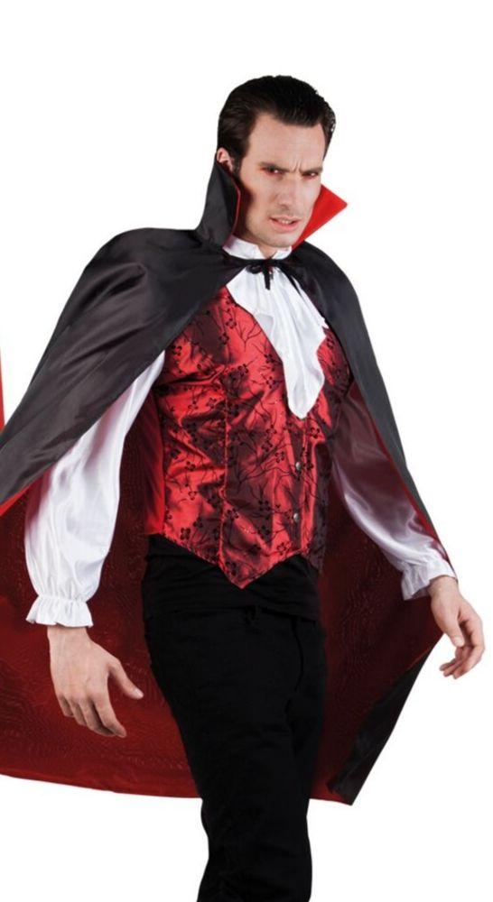 vampire cape noir halloween