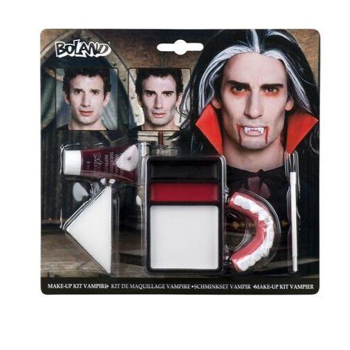 kit maquillage vampire dent vampire pour déguisement