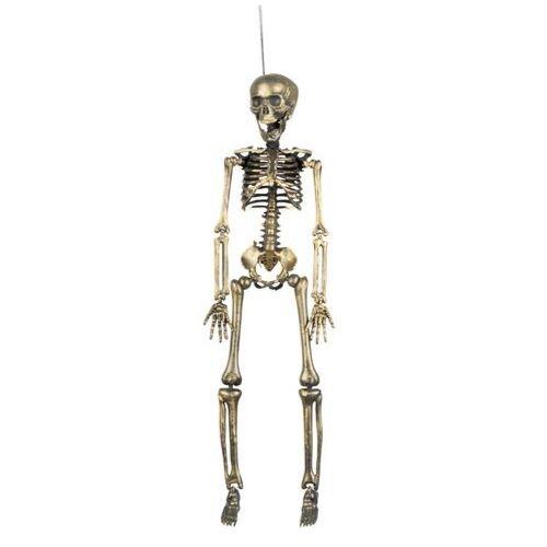 squelette a suspendre halloween