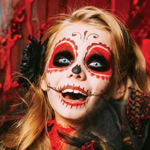 halloween deguisement costume maquillage