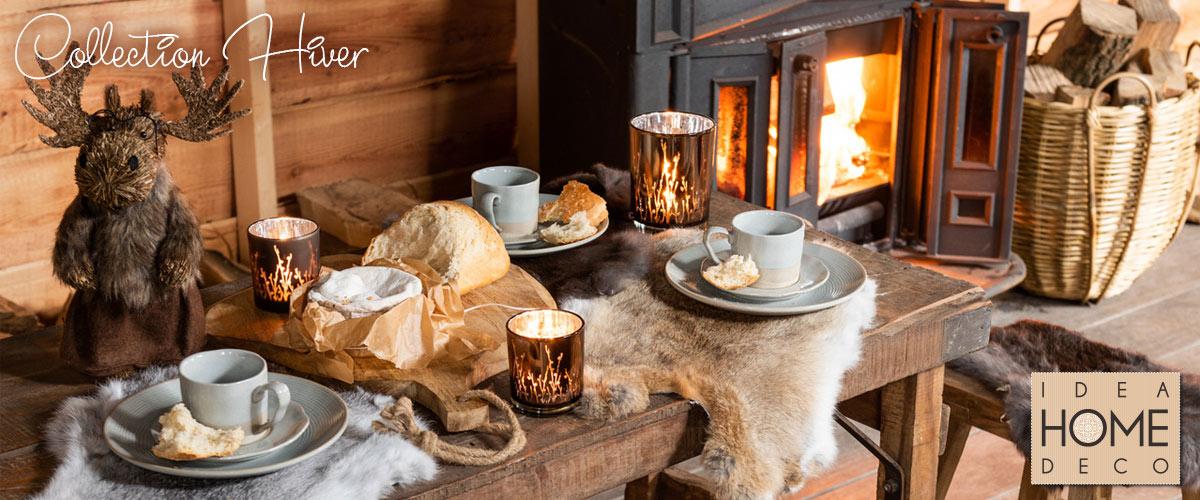 decoration hiver inspiration deco