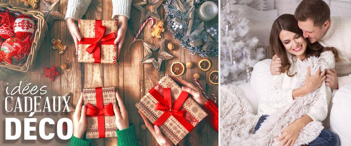 idées cadeaux noel décoration