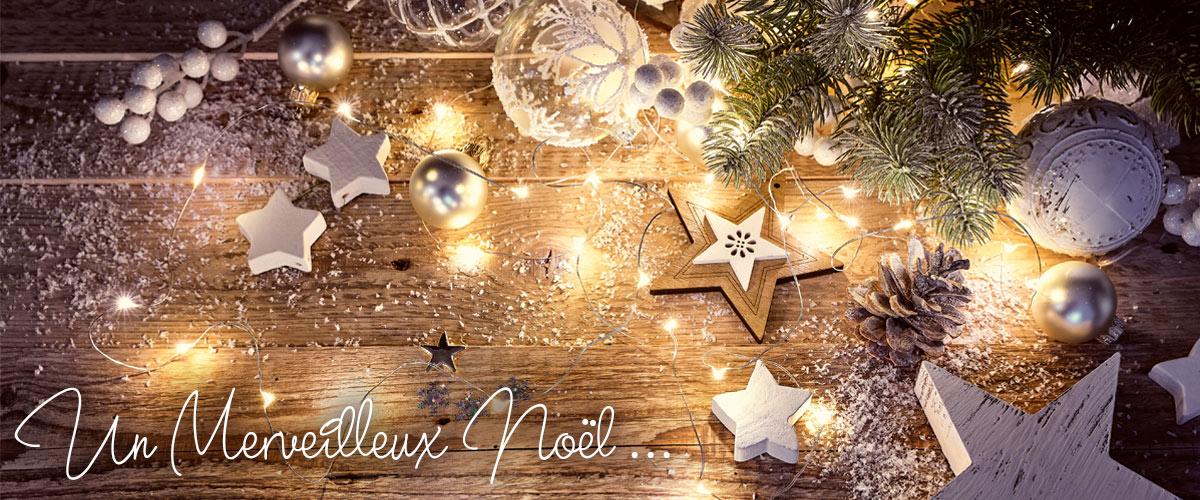 decoration et accessoires de noel pour des fêtes merveilleuses