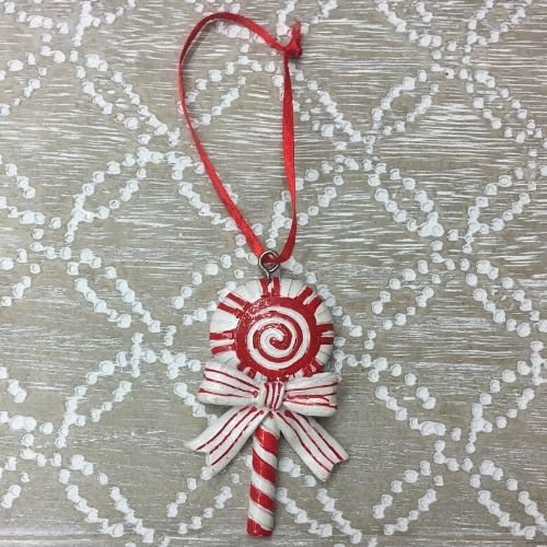 sucette candy shop deco noel en reduction
