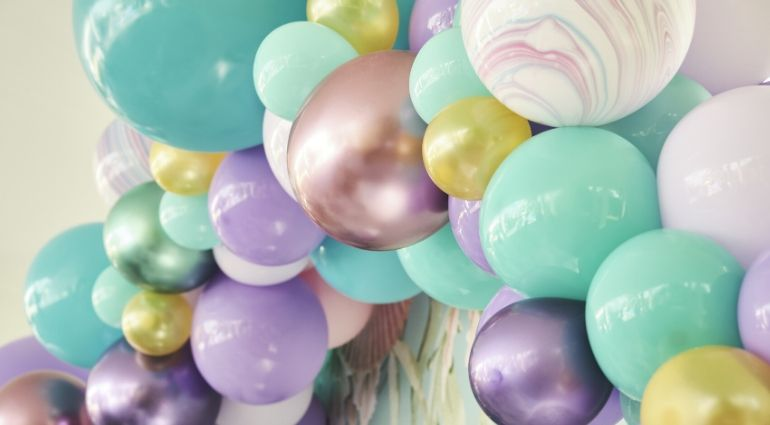 ballon helium fete
