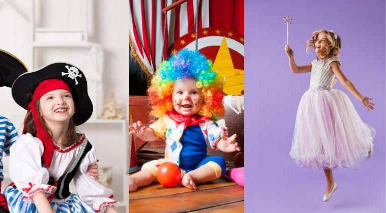 Costume deguisement enfant